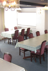 ビジネスホテル雷鳥 会議室写真